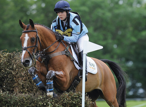 Riders raise funds for Rio horses
