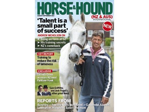 NZ/AUS digital Horse & Hound