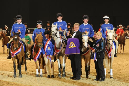 Oakley Hunt West Prince Philip Cup team 2012