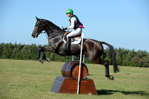 Lauren Shannon and Quality Purdey at Burnham Market, September 2013