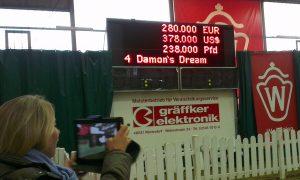 Damons Dream price
