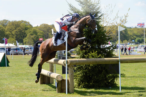 Gemma Tattersall and Chico Bella P at Houghton 2013