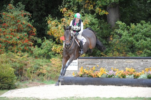 Lauren Shannon and Quality Purdey at Osberton 2013