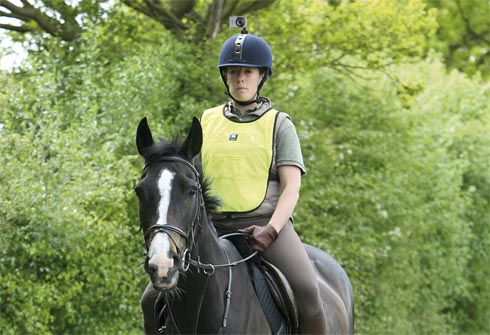 Top 10: Helmet cams for horse riders