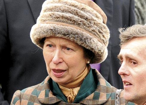 Princess Anne, horsewoman