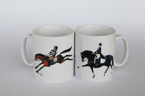 H&H limited edition mugs