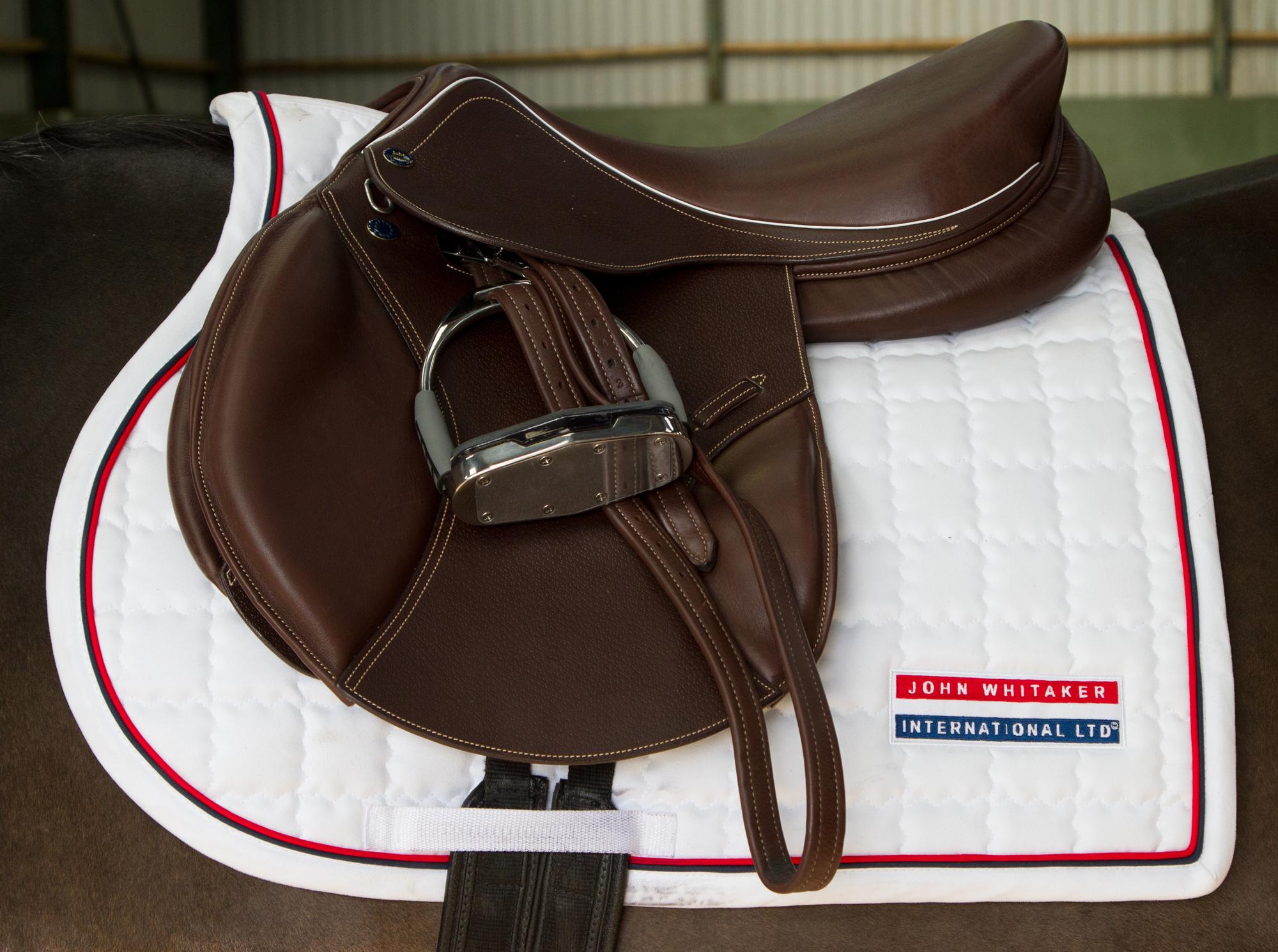 John Whitaker saddle