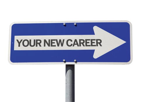 how to find a new career