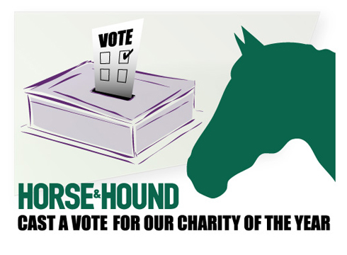 Vote for your charity