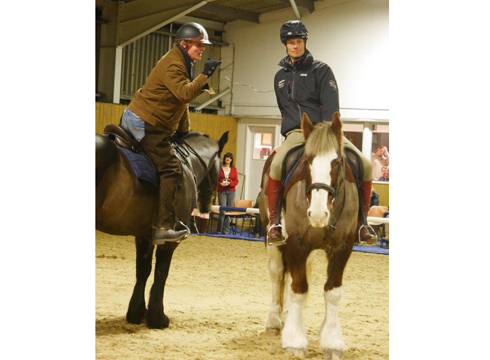 William Fox-Pitt & Martin Clunes