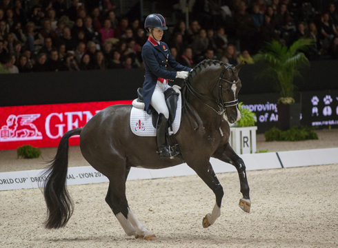 Charlotte Dujardin and Valegro off to Aachen