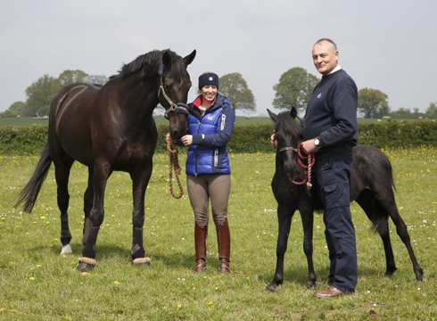 Charlotte Dujardin rehomes RSPCA pony
