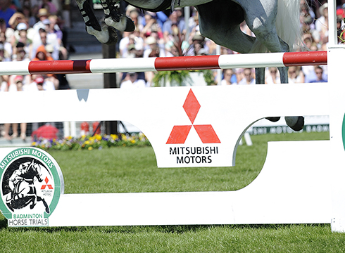 badminton horse trials tv coverage 2015