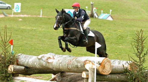 Rosie Fry and Another Breakfast at Bicton Arena 2014