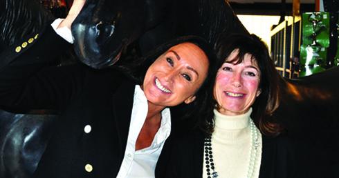 Vivian and Susan