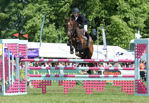 Tom Jackson and Waltham Fiddlers Find win Bramham's under-25 class in 2014