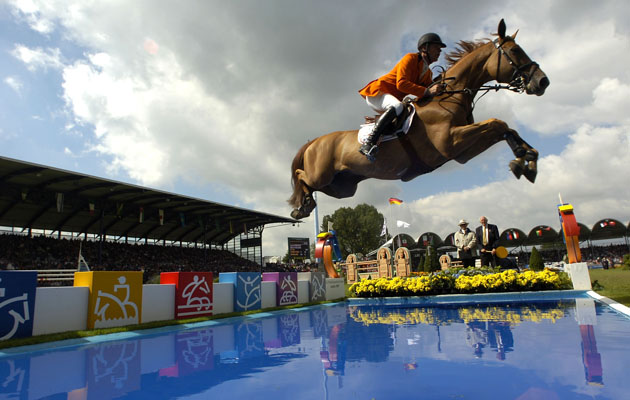 European Dressage and Showjumping Championships TV coverage