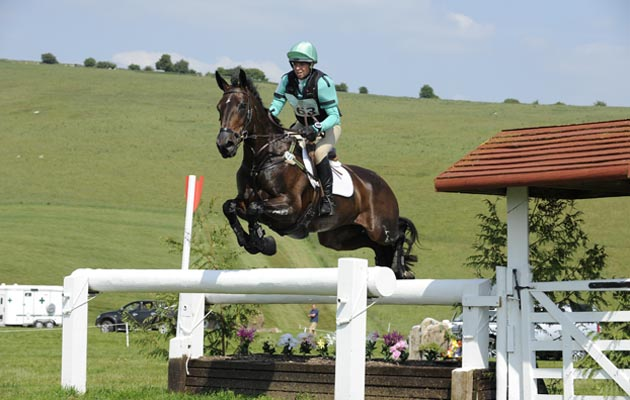 Coral Keen's eventing blog: Coral Keen and Wellshead Fare Opposition