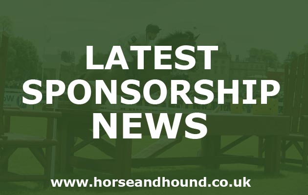 equestrian sponsorship