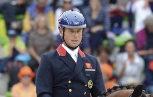 WEG 27 08 2014 - Dressage Special Carl HESTER  (GBR) riding NIP TUCK during the Grand Prix Special Competition in the