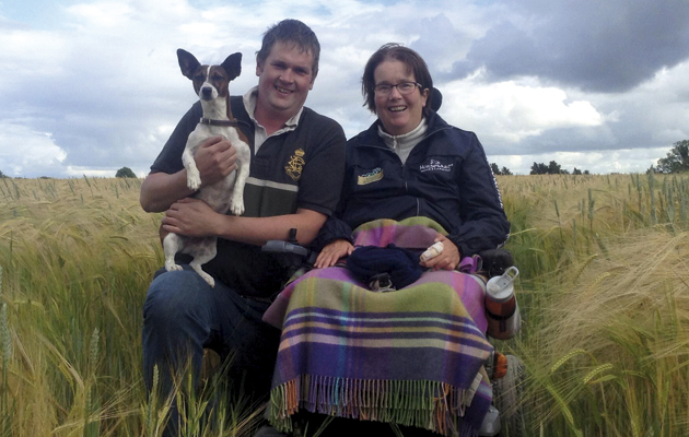 Paralysed Trainer Takes Claim To High Court Horse Amp Hound