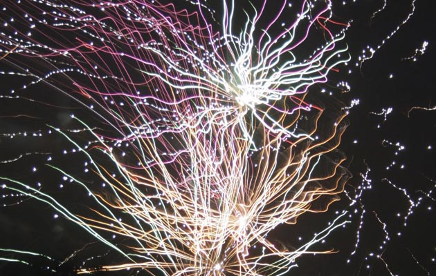 fireworks petition