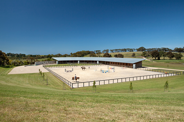 Yard Designs For Horses: Is This The Most Incredible Yard You Have Ever Seen