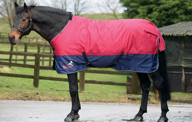 The Avante 170 Turnout Is A Medium Weight Rug Made From 600 Denier Outer Fabric With Waterproof And Breathable Coating