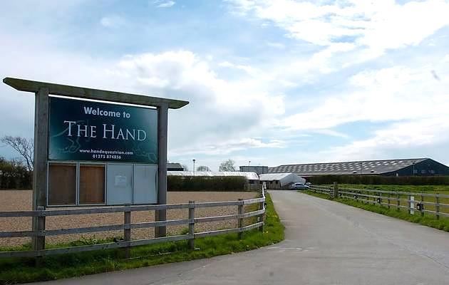 hand equestrian centre