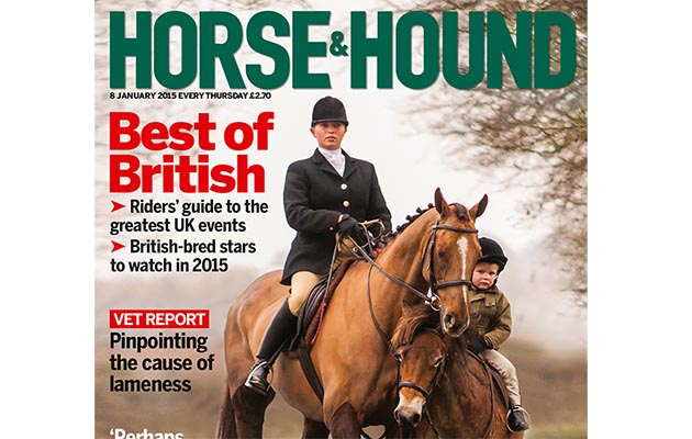 horse and hound subscription