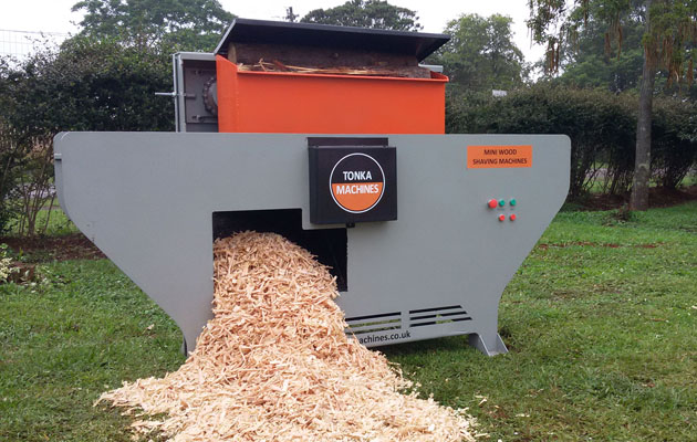 New machine allows owners to make their own shavings - Horse