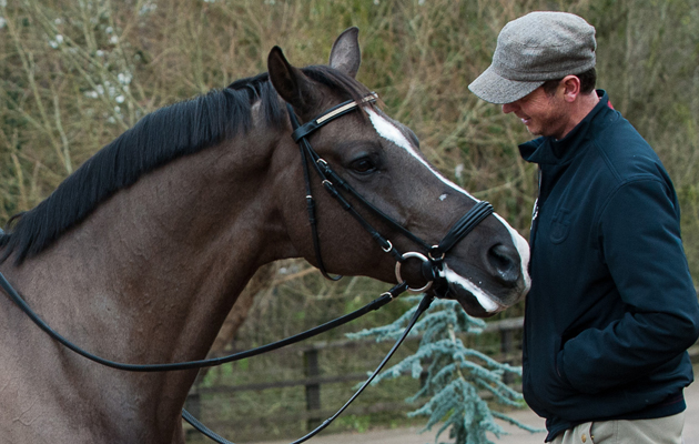 Carl Hester and Valegro