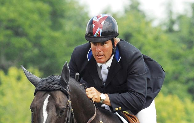William Funnell: A great mark of a horseman *H&H VIP*