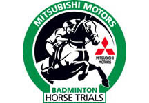 Image result for badminton horse trials logo