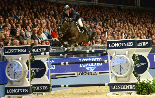 John Whitaker is among the Olympia Horse Show showjumping entries for 2018