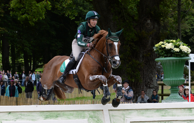 Irish eventer gives up ride on double CCI3* winner