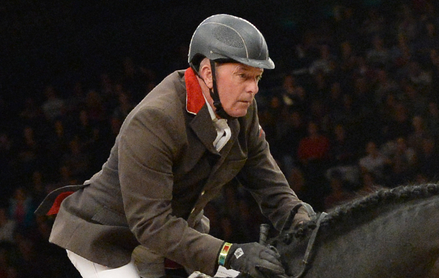 HOYS entries John Whitaker