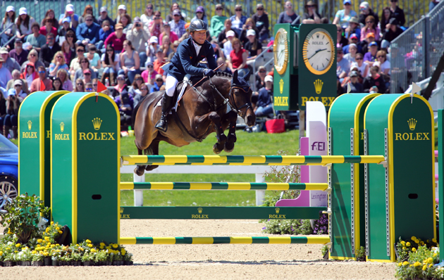 Michael Jung number one eventer