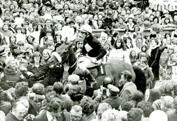 Red Rum May 7th 1977 Southport, Lancs
