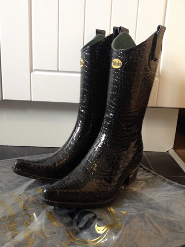 check out 50% off 2019 authentic Talolo Boots Original Cowboy Welly: review review - Horse & Hound