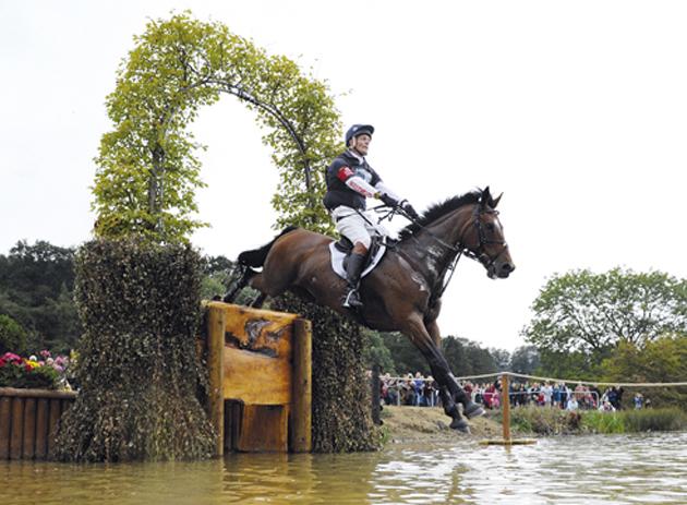 William Fox-Pitt's Burghley winners: Parklane Hawk