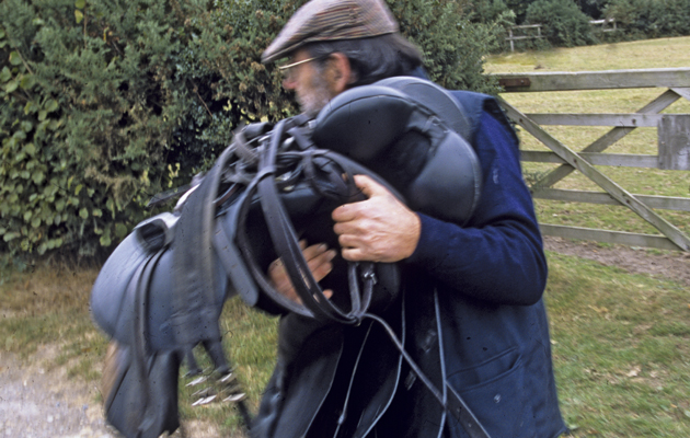 How safe is your tack? 12 top security tips