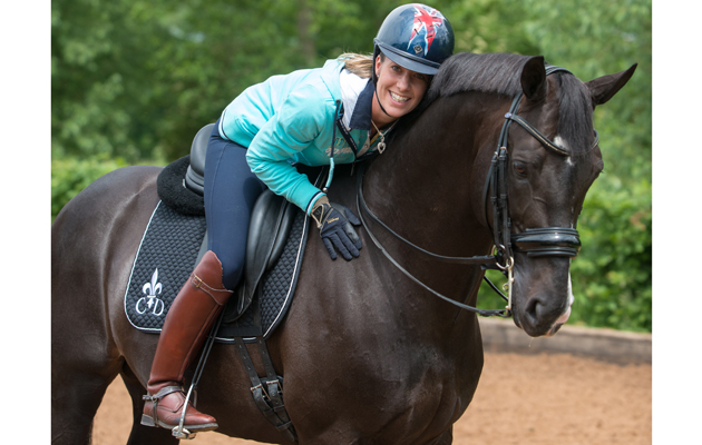 Charlotte dujardin happy 33rd birthday in pictures for Charlotte dujardin