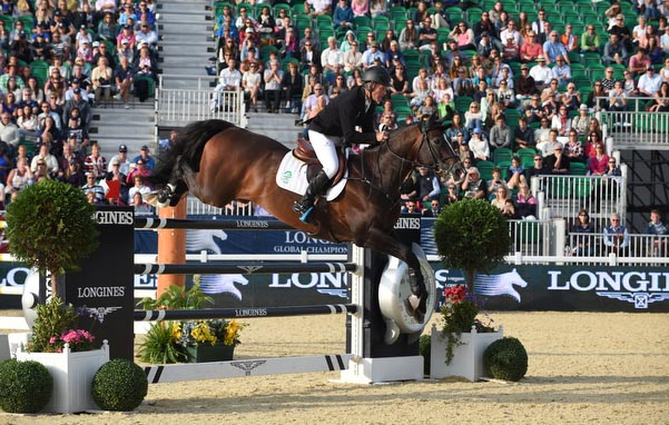 Longines Global Champions Tour of London on 25 07 2015