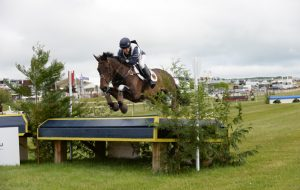 Barbury International Horse Trials on 11 07 2015