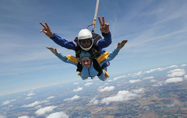 riders do skydive