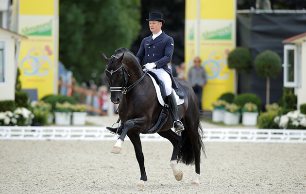 Totilas out of European Dressage Championships