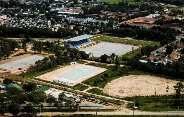 Deadly disease found at Rio Olympic site
