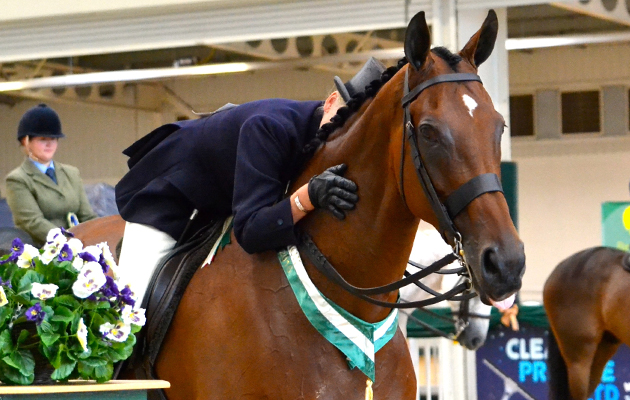 Katie Jerram A Warning For Riders Heading To Hoys H Amp H