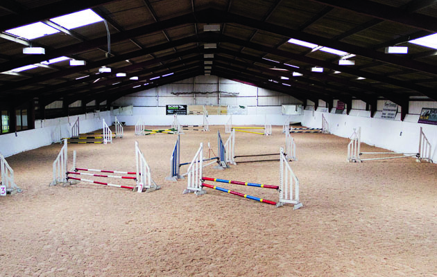 Equestrian Centres In The East Of England Receive Welcome